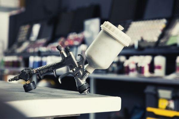 【プロが教える】スプレーガンの洗浄方法と長持ちさせる管理の仕方