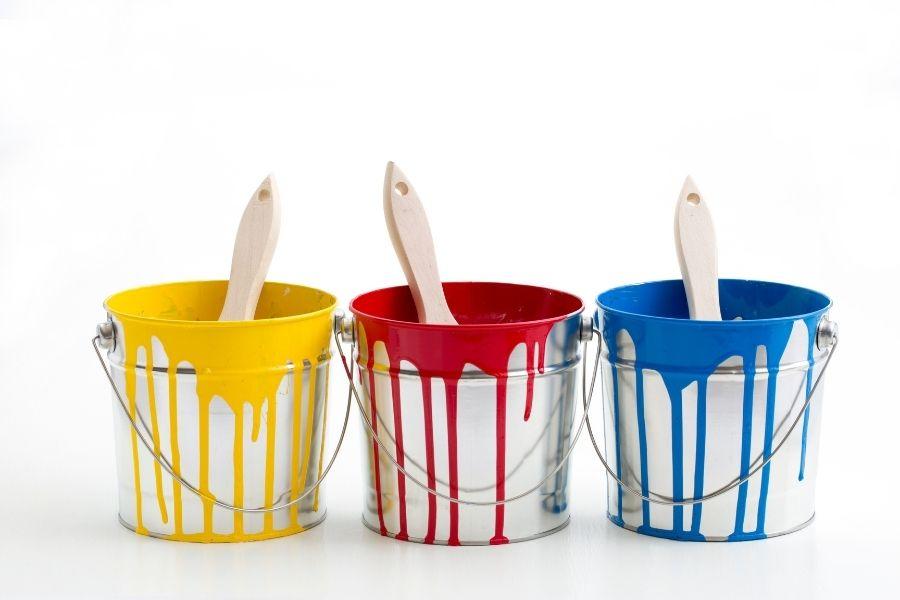 外壁塗装に使われる塗料の種類・特徴を紹介