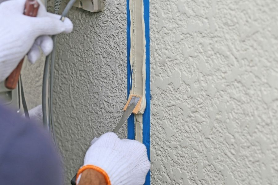 外壁に使われるシーリング剤の種類・選び方